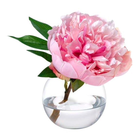 Diane James Faux Pink Peony Blossom For Sale