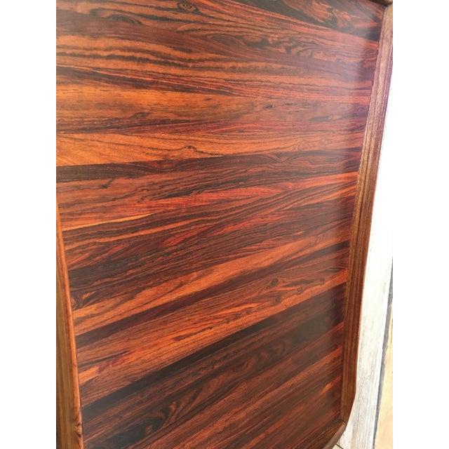 Don Shoemaker Exotic Hardwood Serving Tray For Sale - Image 9 of 13