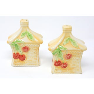 Pagoda and Cherry Made in Portugal Salt & Pepper Set Preview