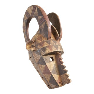 Bobo Burkina Faso Helmut Mask