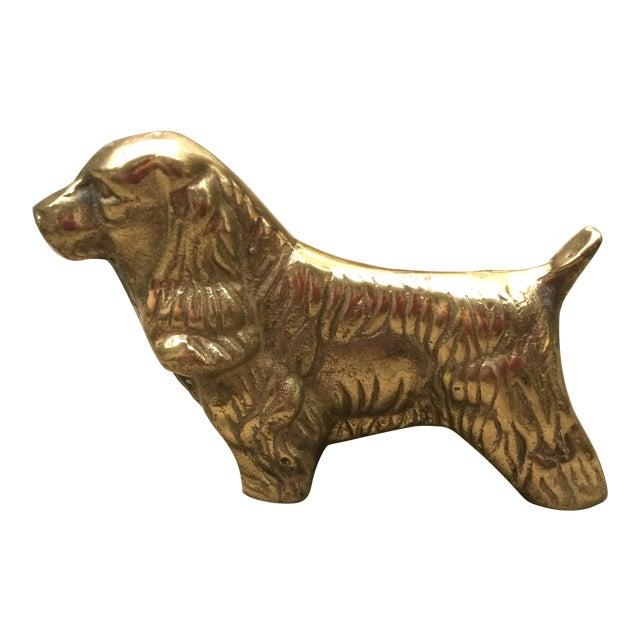 Brass Cocker Spaniel - Image 1 of 5