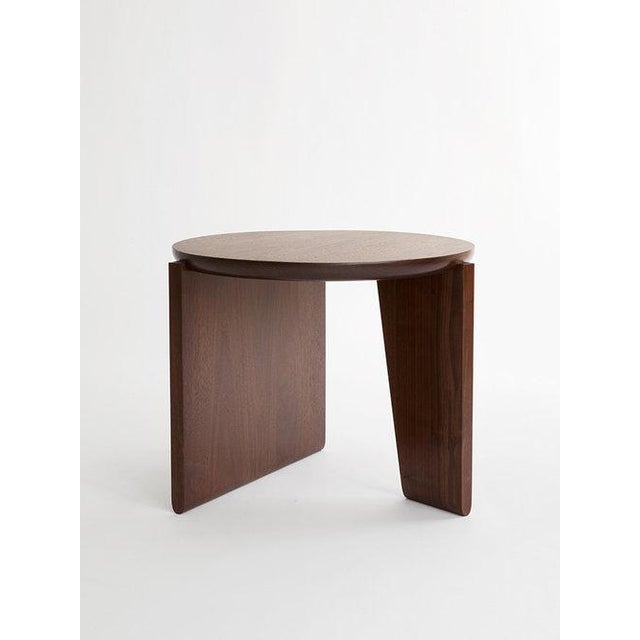 Not Yet Made - Made To Order Egg Collective XL Wu Side Table For Sale - Image 5 of 7