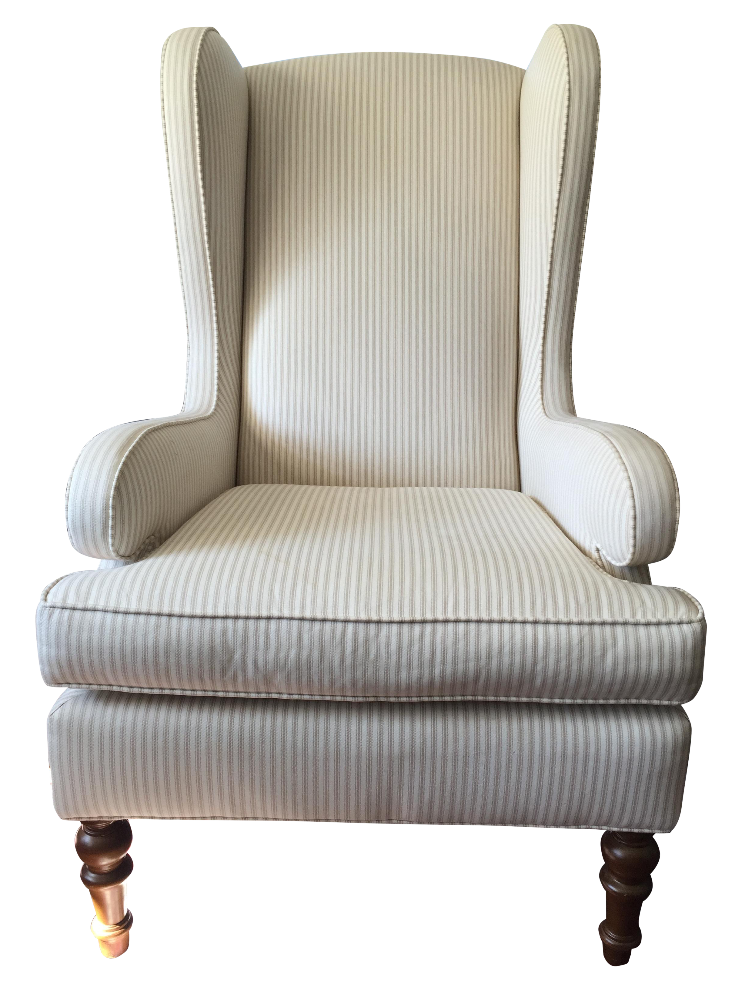 Ordinaire Mitchell Gold + Bob Williams Wingback Chair