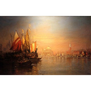 Venetian Sunset For Sale