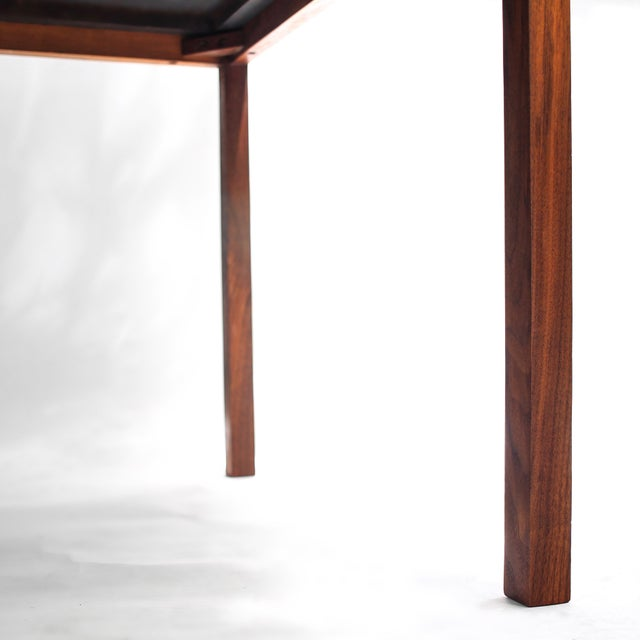 Wood Milo Baughman Thayer Coggin Rosewood Table For Sale - Image 7 of 9