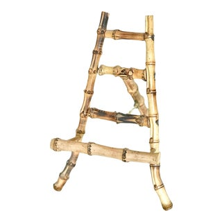 Medium Sized Bamboo Easel For Sale