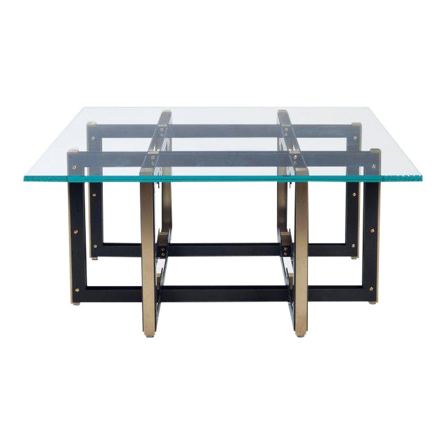 Scale Sync II Side Table by Harry Clark For Sale