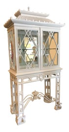 Image of Display Cabinets with Glass Doors