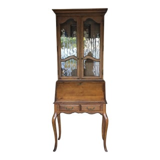 Ethan Allen Country French Dropfront Secretary For Sale