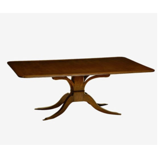 2010s Pickwick Mahogany Dining Table For Sale - Image 5 of 7