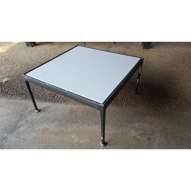 Contemporary 1960s Mid-Century Modern Knoll Richard Schultz Coffee Table / Outdoor Patio Furniture For Sale - Image 3 of 10