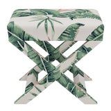 Image of X Bench in Banana Palm For Sale
