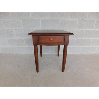Ethan Allen American Dimension Collection 1 Drawer End Table Preview