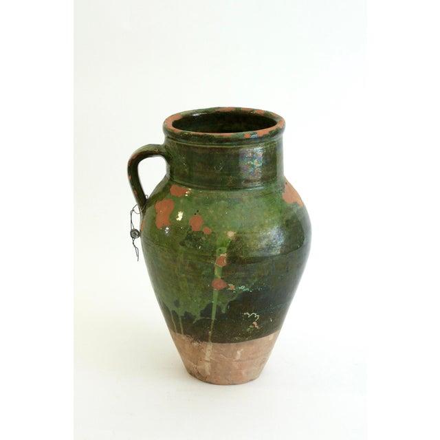Antique Turkish Oil Pots- Set of 3 - Image 9 of 11