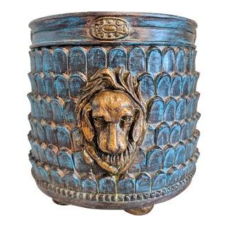 Dog Head Decorative Pot For Sale