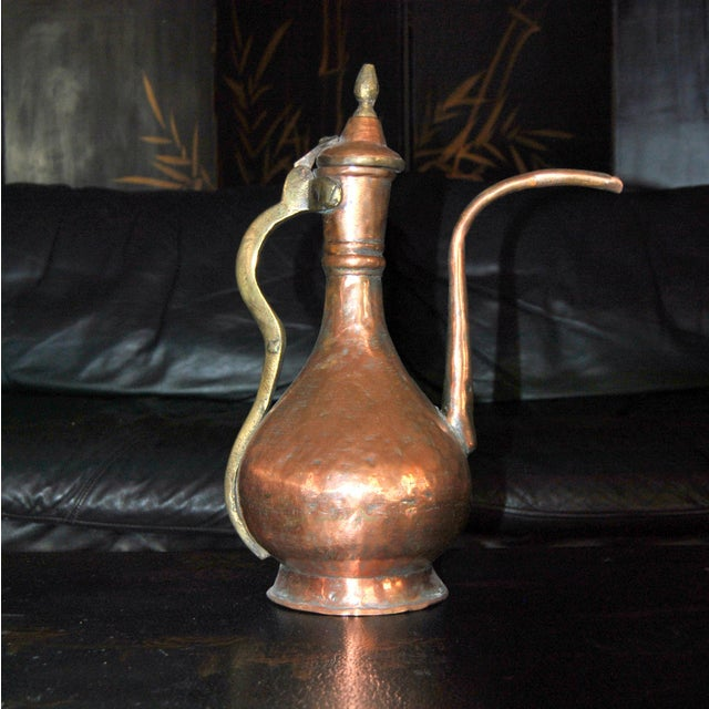 In Persia, The Ottoman Empire and throughout the Middle East ewers such as this were used for hand washing typically...
