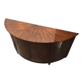 Art Deco Nancy Corzine Harlequin Demuline Buffet Cabinet For Sale