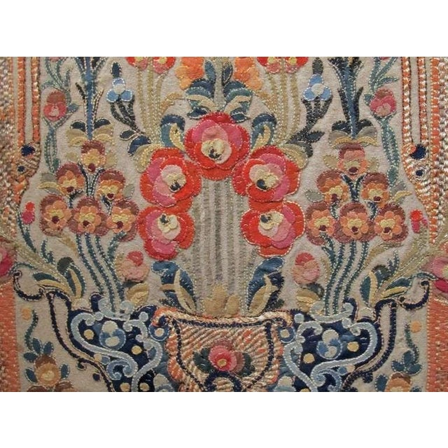 Late 18th Century 18th Century Ottoman Applique For Sale - Image 5 of 7