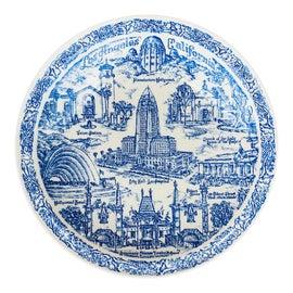 Image of Vernon Kilns Decorative Plates