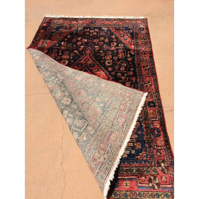 Small Turkish Hand-Knotted Rug For Sale In Los Angeles - Image 6 of 8