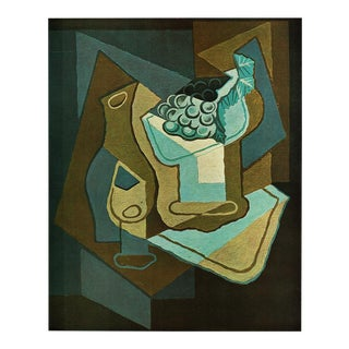 "1940s Juan Gris ""Grapes"" Still Life From Geneva For Sale"