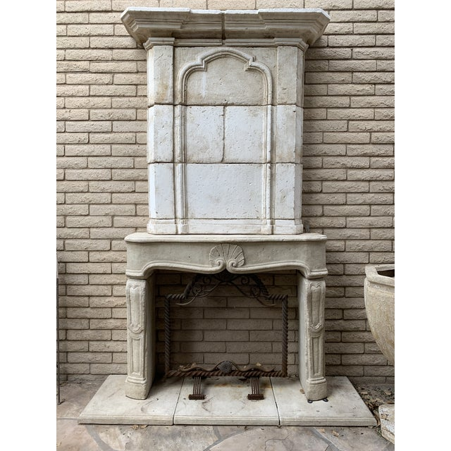 Modern Dennis and Leen Fireplace Mantel For Sale - Image 12 of 12