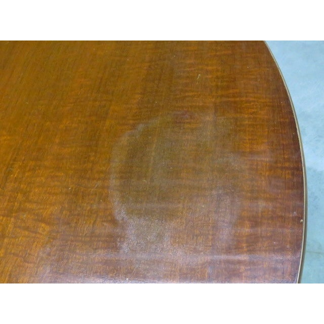 Louis XVI Style Bronze Mounted Dining Table - Image 7 of 8