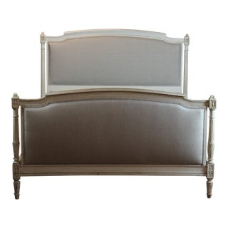 1950s Vintage Louis XVI Style Bedframe