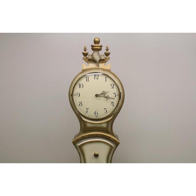 Antique Swedish Mora Clock - Image 2 of 2