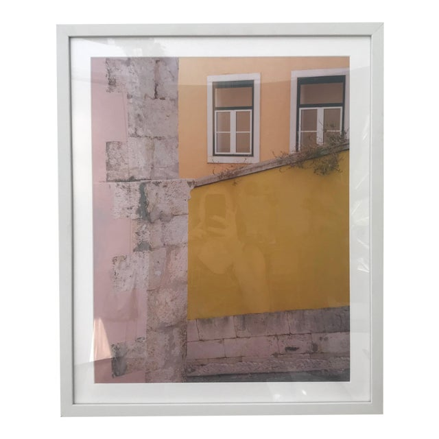 Halation Studio Contemporary Framed Portugal Photograph For Sale