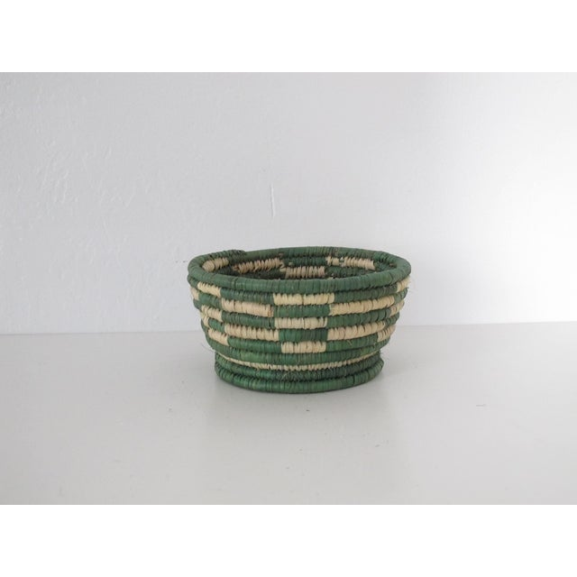 Forest Green Catchall Basket - Image 2 of 3