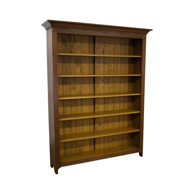 Hand Crafted Shaker Sassafras Wood Bookcase - Image 1 of 10