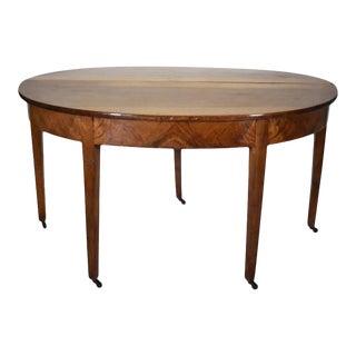 19th Century Louis XVI Dining Table