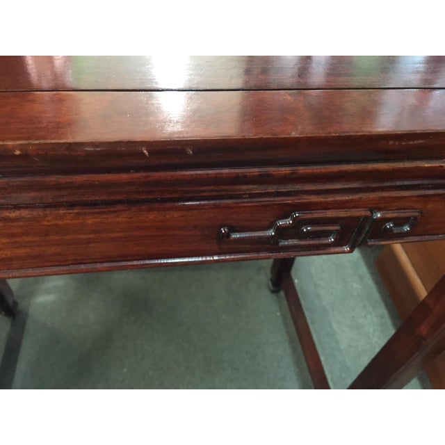 Rosewood Set of Rosewood Nesting Tables For Sale - Image 7 of 13