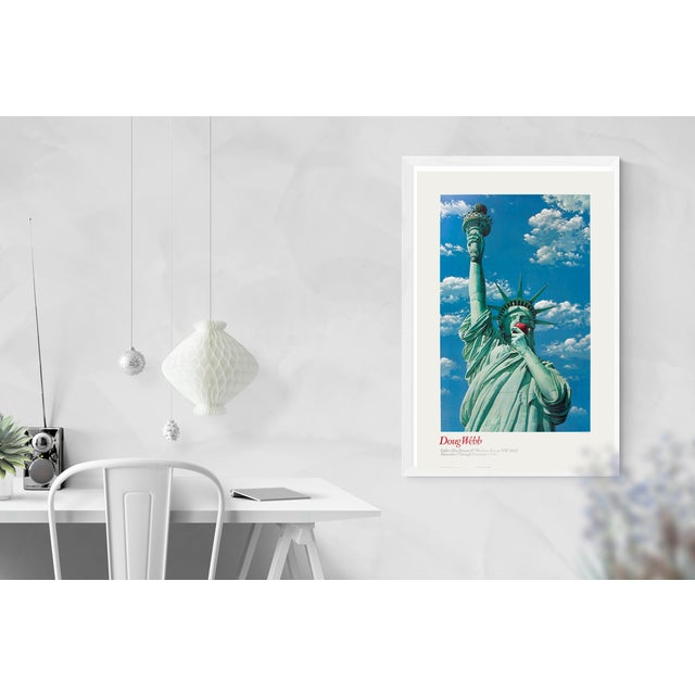 Doug Webb- Miss Liberty: Webb is a self-taught artist, has made painting his sole support for the past 30 years. His work...