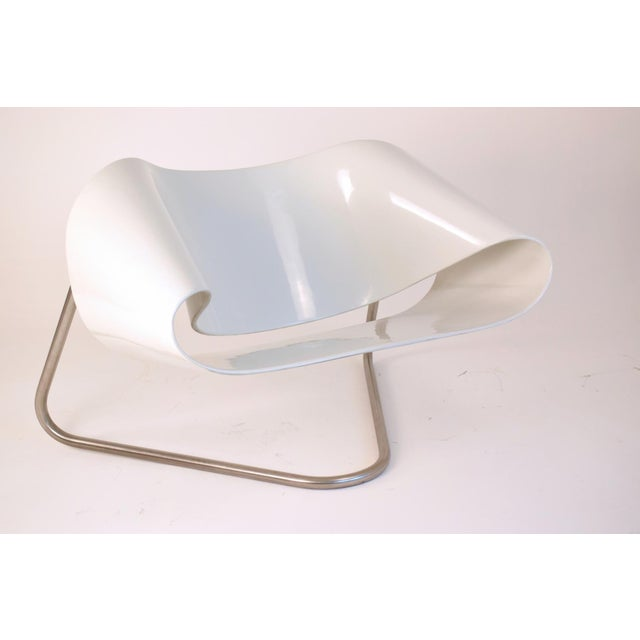 1960s 1960s Vintage Cesare Leonardi/Franca Stagi Ribbon Chair For Sale - Image 5 of 9