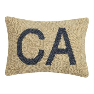 """California Hook Pillow, 8"""" x 12"""" For Sale"""