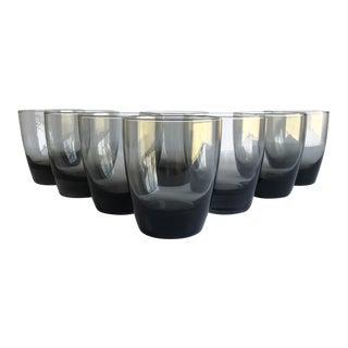 Mid-Century Rocks Glasses, Set of 8