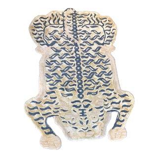 Tibetan Tiger Rug For Sale