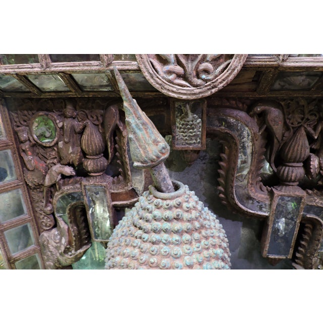 Cast Bronze Sukhothai Buddha For Sale In San Francisco - Image 6 of 7