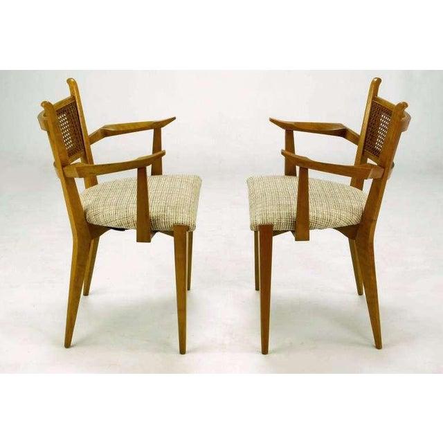 Set Six Edmond Spence Swedish Dining Chairs - Image 5 of 10