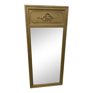 Vintage 1960s Classic Adams Style Mirror For Sale