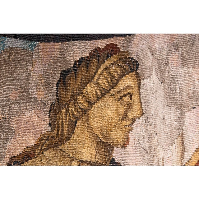Flemish Tapestry of Caesar returning to Rome For Sale In San Francisco - Image 6 of 9
