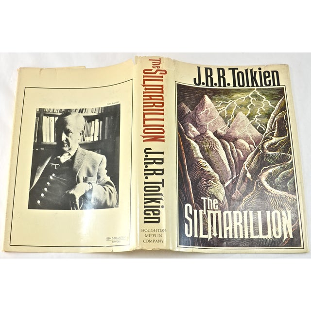 The Silmarillion by J.R.R. Tolkien, 1st Ed. - Image 2 of 6
