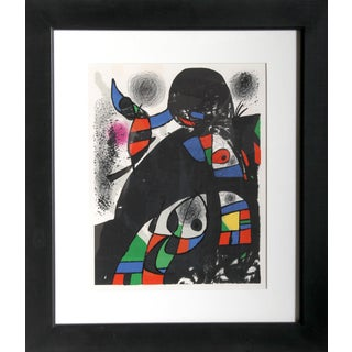 Joan Miró, San Lazzaro, Modern Print For Sale
