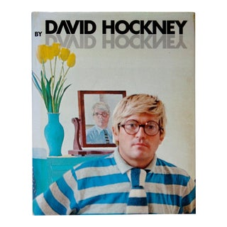 David Hockney by David Hockney For Sale