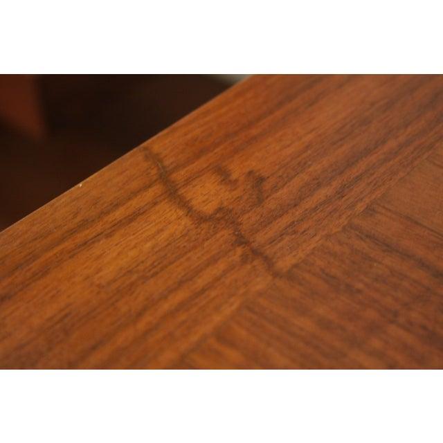 Klismos Sabre Leg Table by T. H. Robsjohn Gibbings for Widdicomb For Sale - Image 11 of 13