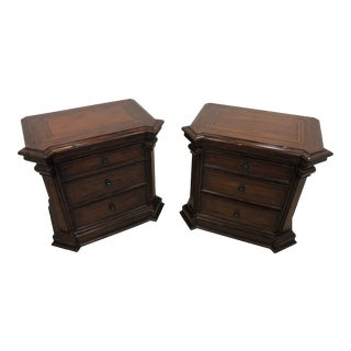 Artistica Nightstands-a Pair For Sale