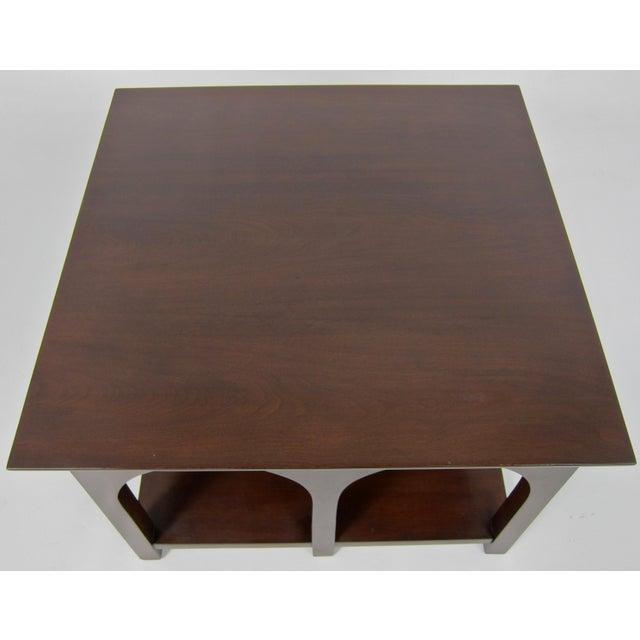 1950s T.H. Robsjohn-Gibbings Coliseum Side Table For Sale - Image 5 of 5