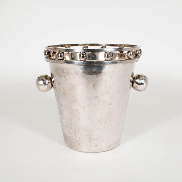 Mid 20th Century Larry Laslo Champagne Bucket For Sale - Image 5 of 11